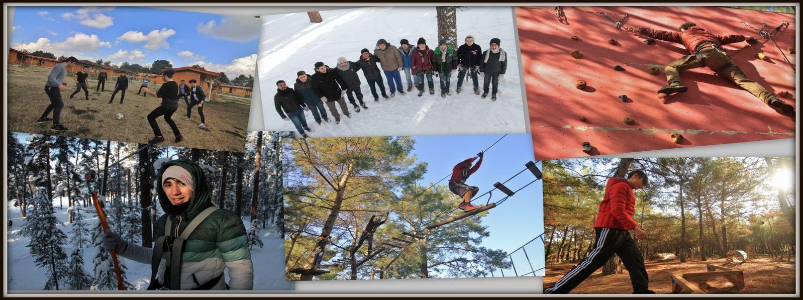 Yaz ve Kış Gençlik Kampları