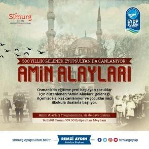Amin Alayları