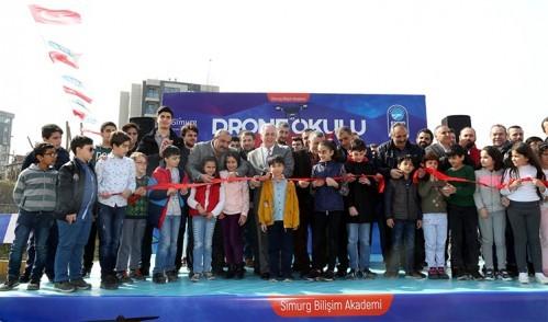 Eyüpsultan Belediyesi Dron Okulu açıldı